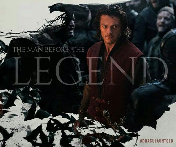 Dracula Untold was AWESOME! Best vampire movie since Interview with the Vampire. And Luke Evans was AMAZING!!!!!