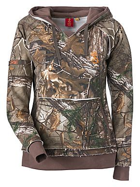 I love my hoodie!  SHE® Outdoor Vintage Camo Hoodie for Ladies | Bass Pro Shops
