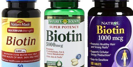 Biotin Hair Growth - Is it an Effective Hair Loss Cure? | hairlosscureguide.com