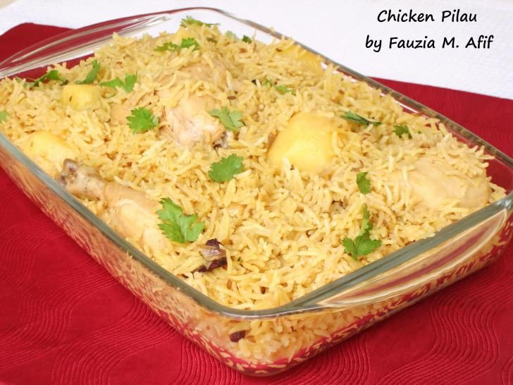 17 Best Images About Recipe Of Pulao On Pinterest