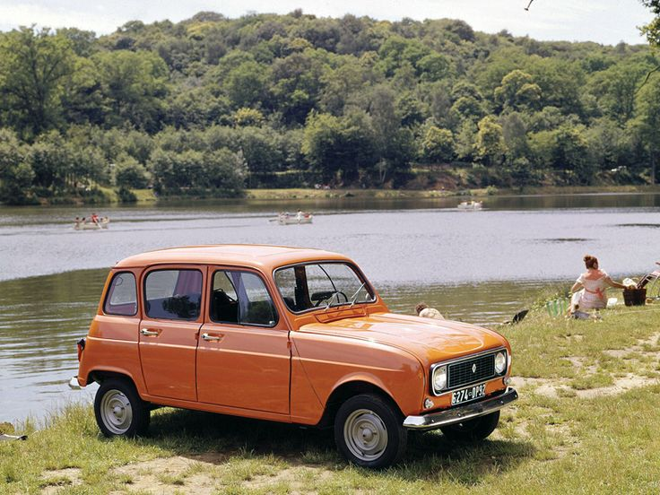 Berühmt 123 best Renault 4 images on Pinterest | Renault 4, Car and  LU27