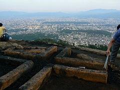 五山送り火 - Wikipedia