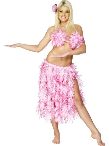 Сшить костюм для гавайской вечеринки