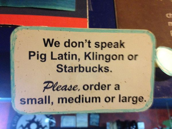 8 Coffee Shop Signs That Are More Passive Aggressive Than You Are | Death Wish Coffee Company