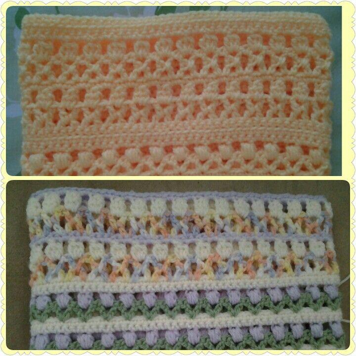 Part 7 wonder crochet along