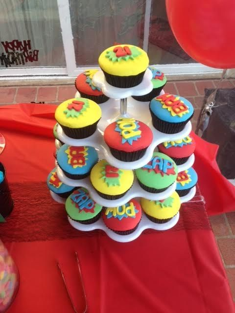 Boy Cupcake Ideas : 112 Birthday Cakes for Boys & Boys Birthday Cake Ideas ...