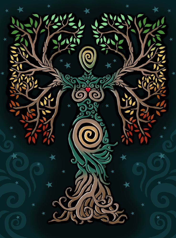 Tree by ORUPSIA.deviantart.com on @DeviantArt
