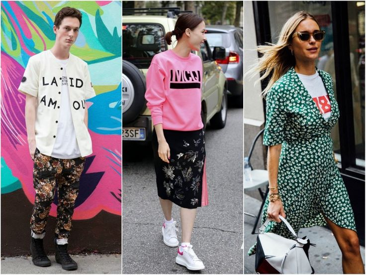 Цветочная клумба. Четыре способа носить самый женственный принт не #какдевочка - 7 одежек. Свой гардероб – свои правила