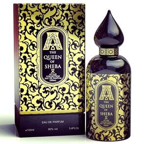 Парфюм Queen Of Sheba / Королева Шеба 100 мл от Attar Collection