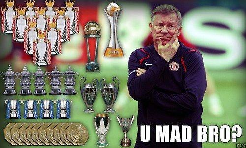 Sencillamente Alex Fergusson ! Manchester United