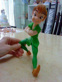 Peter Pan Cake Topper Amazon