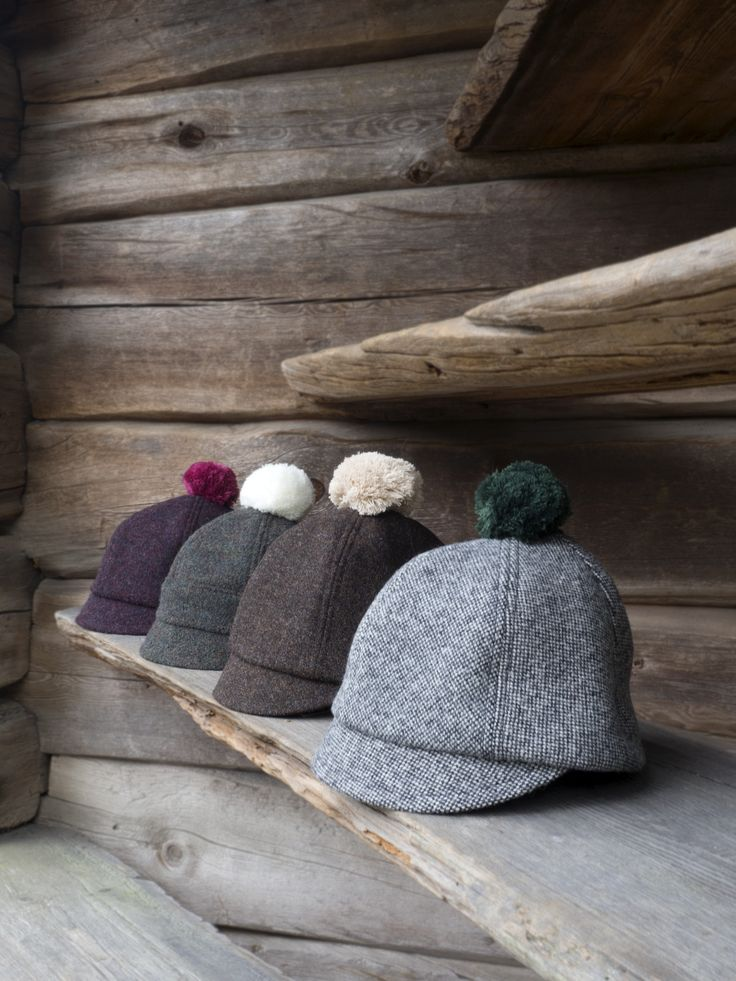 Kombai Hats by COSTO for autumn