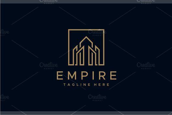 Empire Logo Empire Logo Vector Logo Plumbing Logo