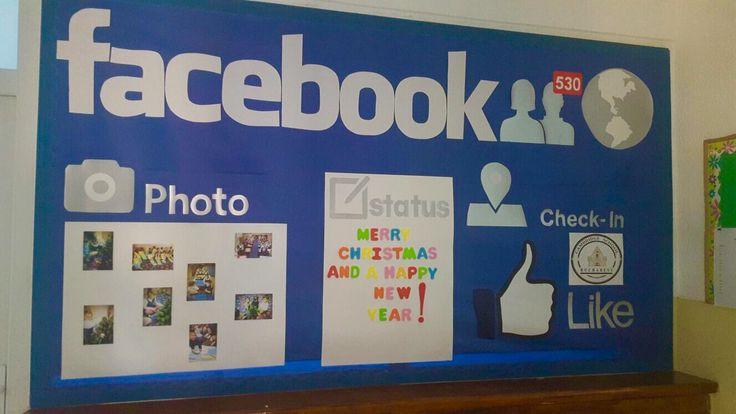 #facebook #page #kindergarten #bulletinboards #checkin #CSB #cambridgeschoolofbucharest #school #romania #bucharest #bucuresti
