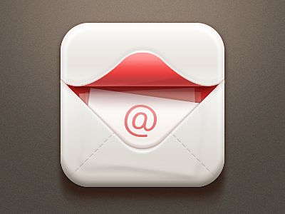 Dribbble - Email by MVBen