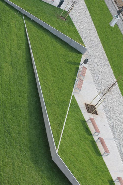 Riverside Origami by Garten Studio 02 « Landscape Architecture Works…