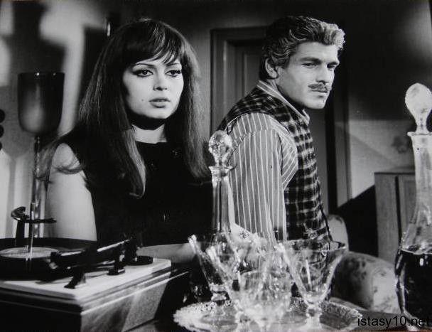 Akşam Güneşi - 1966 Türkan Şoray ve İzzet Günay