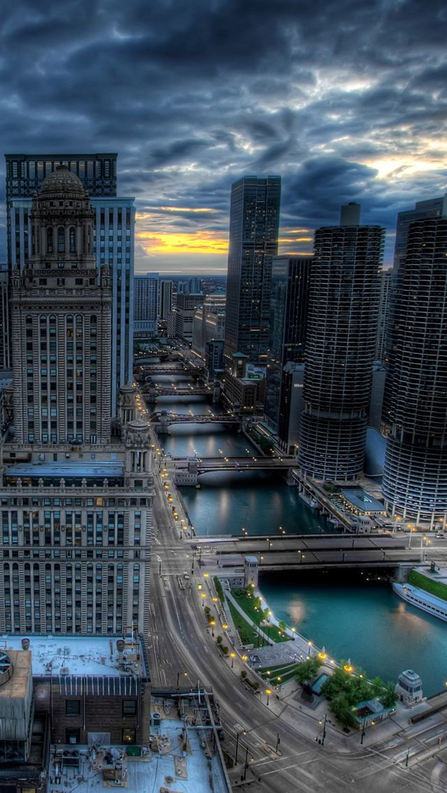 chicago wallpaper iphone 6 plus - Google Search