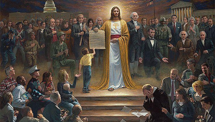 Jezus is de Koning der koningen. Jezus Christus is de Heer der heren en de Koning der koningen, zegt de Bijbel. Onderstaande bijbelgedeelten en schilderijen helpen je beseffen hoe majestueus Hij is.
