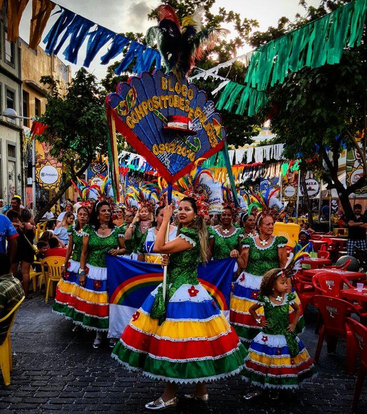 Carnaval do Recife, Brasil.