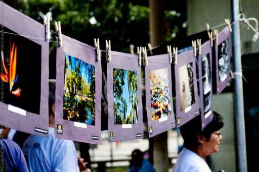 Notícia: destaque > Itumirim terá exposição de fotografias em varais na praça principal da cidade - Jornal de Lavras