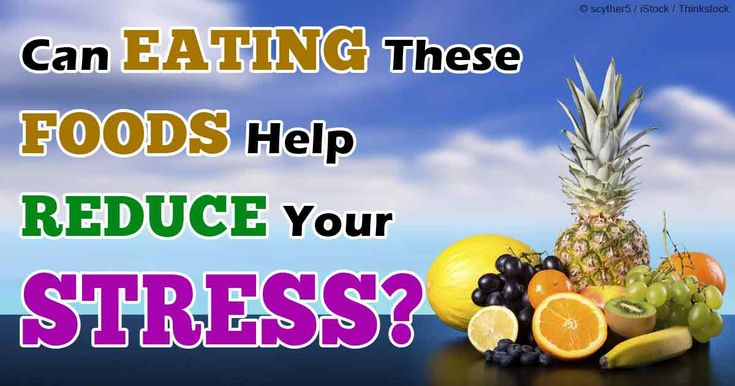 Dark chocolates, bananas, and purple berries are some of the foods you can eat regularly to help fight stress. http://articles.mercola.com/sites/articles/archive/2014/05/15/stress-management-foods.aspx