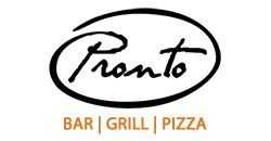 Pronto. Bar, Grill, Pizza