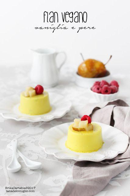 Il flan vegano alla vaniglia e pere è un dolce facilissimo da preparare, perfetto nella sua semplicità, ma soprattutto senza lattosio e senza prodotti derivati da origine animale. Un dessert vegano pr