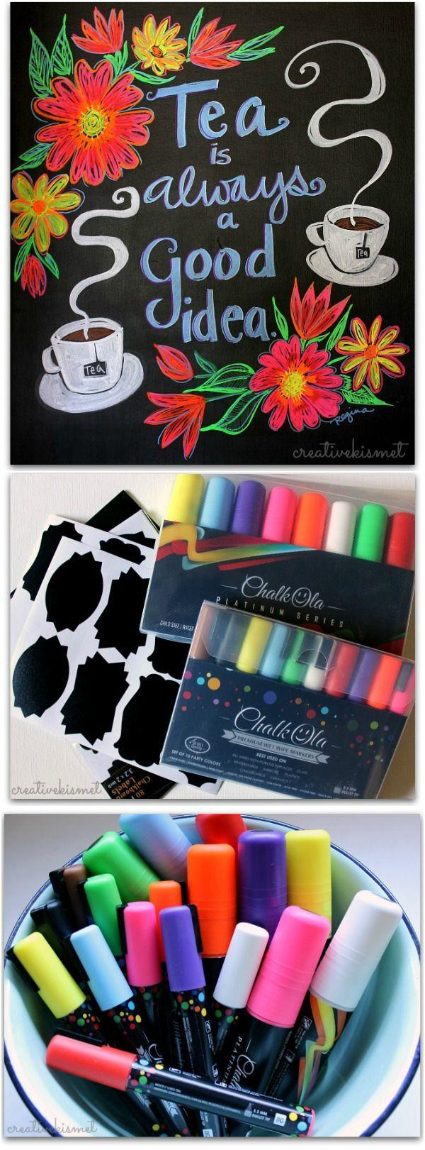Chalkola – Chalk Board Markers w/ discount code