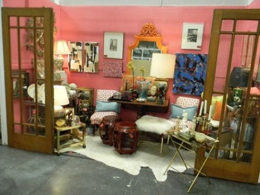 Antique Booth Designs | ... for antiques and unique furnishings gaslamp antiques has announced the