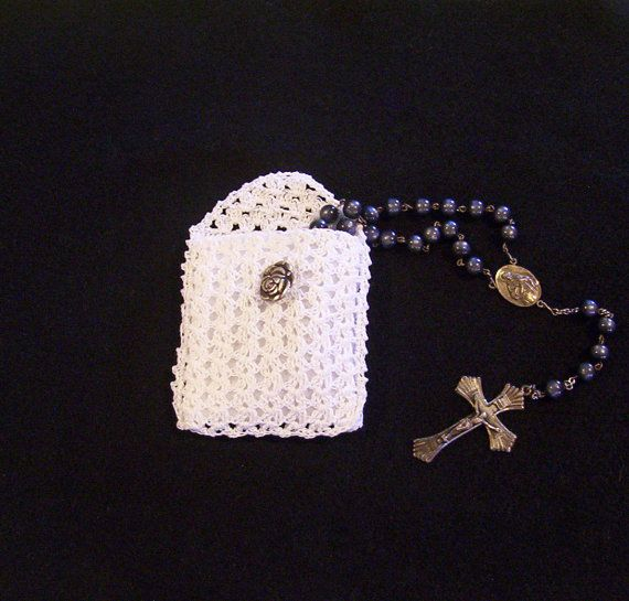 17 Best images about Rosaries on Pinterest Pouch pattern ...