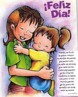 ataxia y atáxicos: ¡Feliz día de la madre!