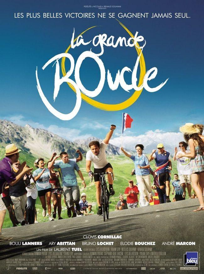 La Grande Boucle hits the big screen in France