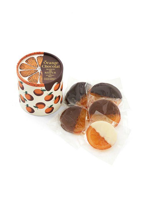 メゾンドリーファー×スペイン王室御用達「Cacao Sampaka」のオランジュショコラ登場