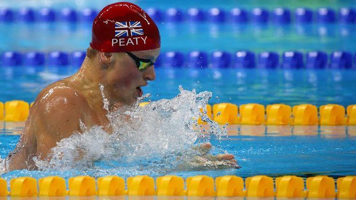 Adam Peaty Gold 100m Breaststroke