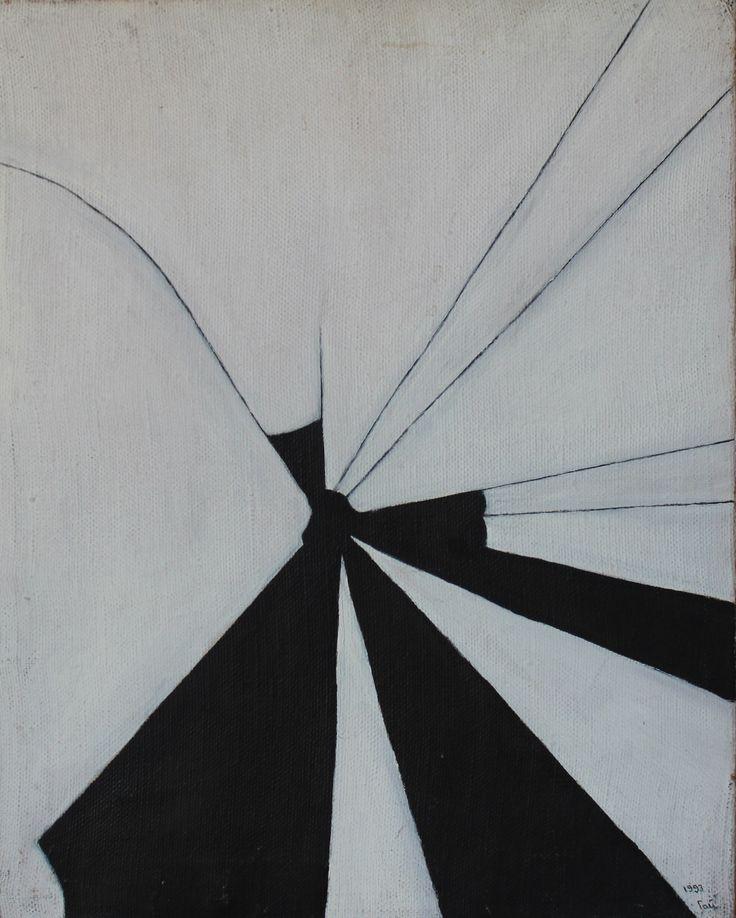 """Цикл """"Черное и белое"""" : Зеркало"""
