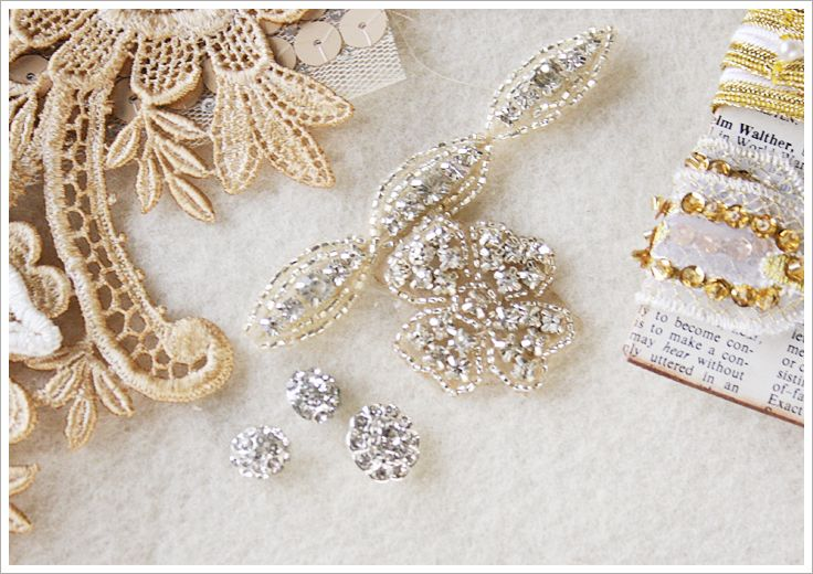 Clear Crystal #Rhinestone #Trim Add Sparkle on Garments . They are impeccable decorative items to adorn your clothes with beauty and excellence.