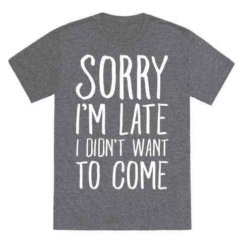 This sassy shirt is great for awkward weirdos, shy introverts and the socially…