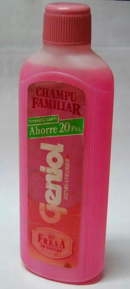 Champú Geniol