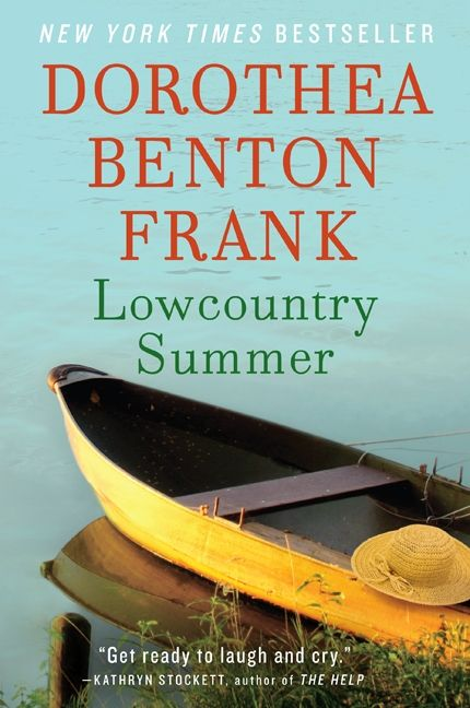 Readers who enjoy movies like Steel Magnolia's or Pat Conroy's novels will love Lowcountry Summer by Dorothea Benton Frank.