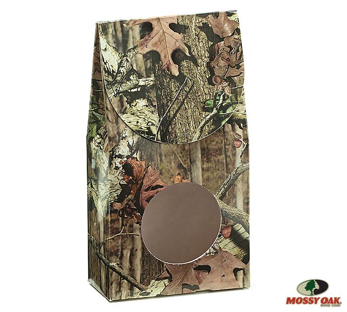 Fill these Mossy Oak boxes with candy for someone special! #burtonandburton @mossyoak