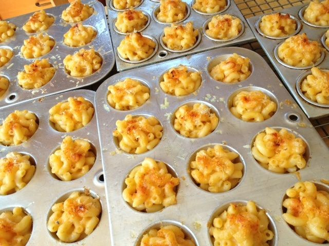 Mac n Cheese bites | Yummy Stuff from my Kitchen | Pinterest ...