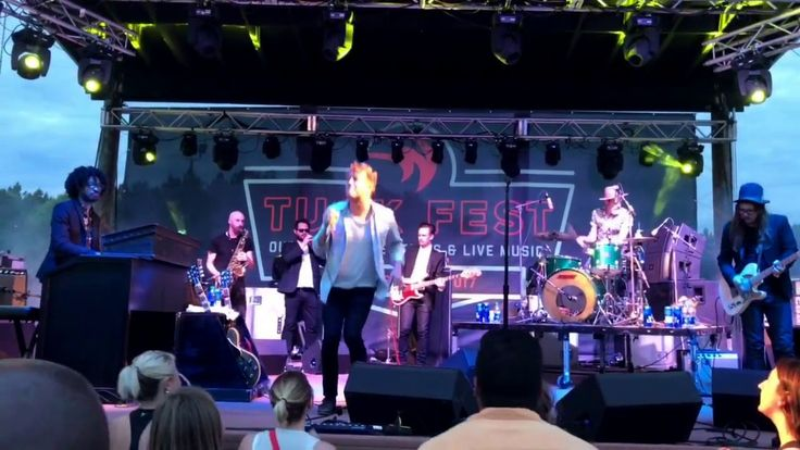Anderson East - Only You  Tuckfest 2017/Charlotte