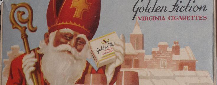Sinterklaas sigaretten