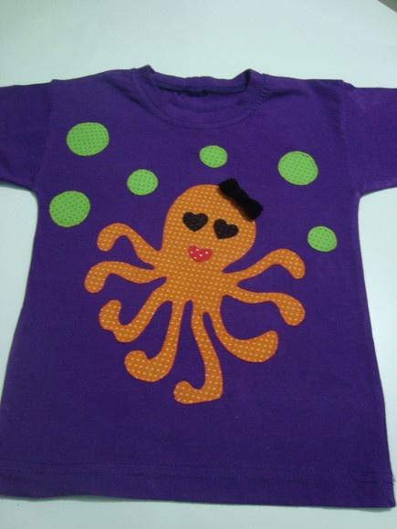 Camiseta Customizada Polvinho R$45,00