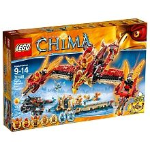 LEGO Legends of Chima - Flying Phoenix Fire Temple (70146)