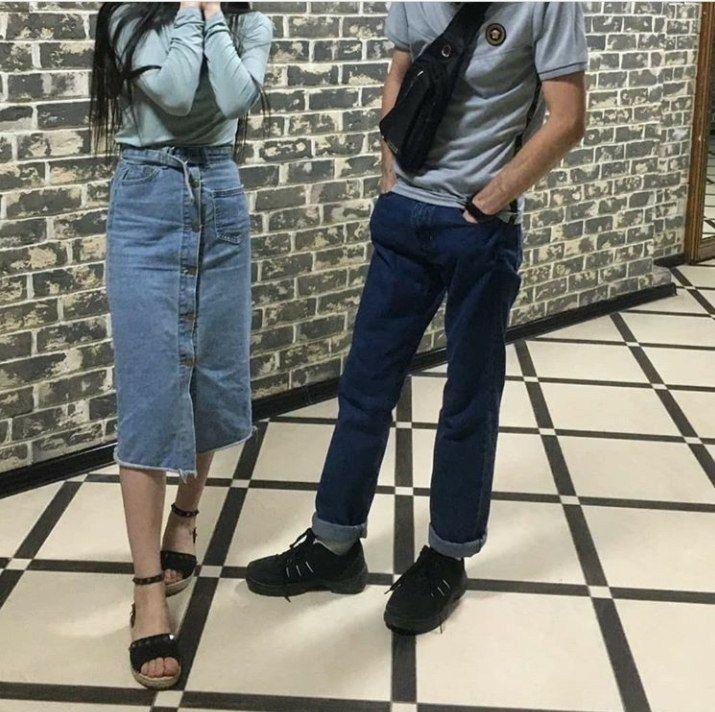 Pin Ot Polzovatelya Pandochka Na Doske Couple Ulichnaya Moda Na Hidzhaby Fotografii Devochek Moda Na Hidzhaby