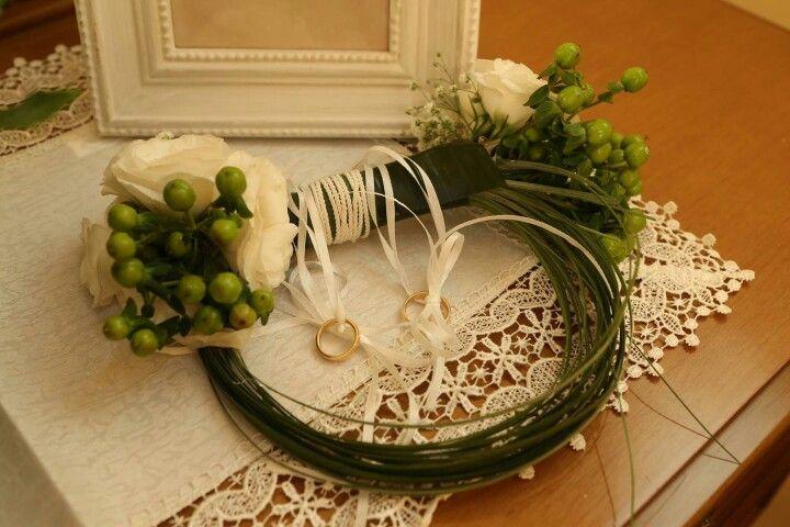 Portafedi per matrimoni
