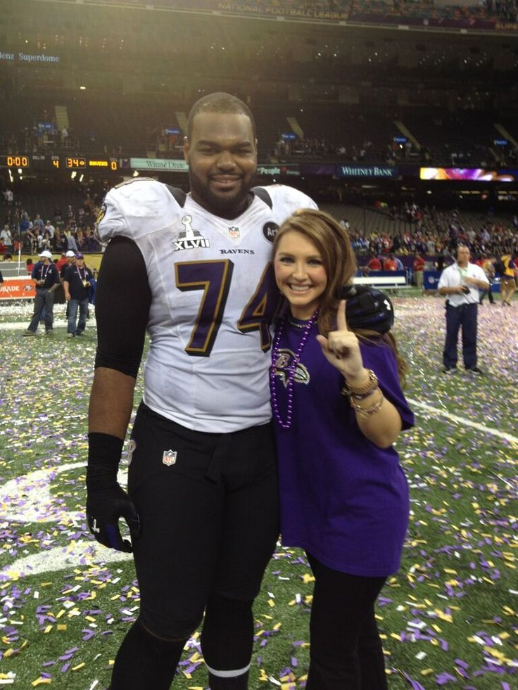 Michael Oher's Sister Collins Tuohy - PlayerWives.com   Blind Side Michael Oher Sister