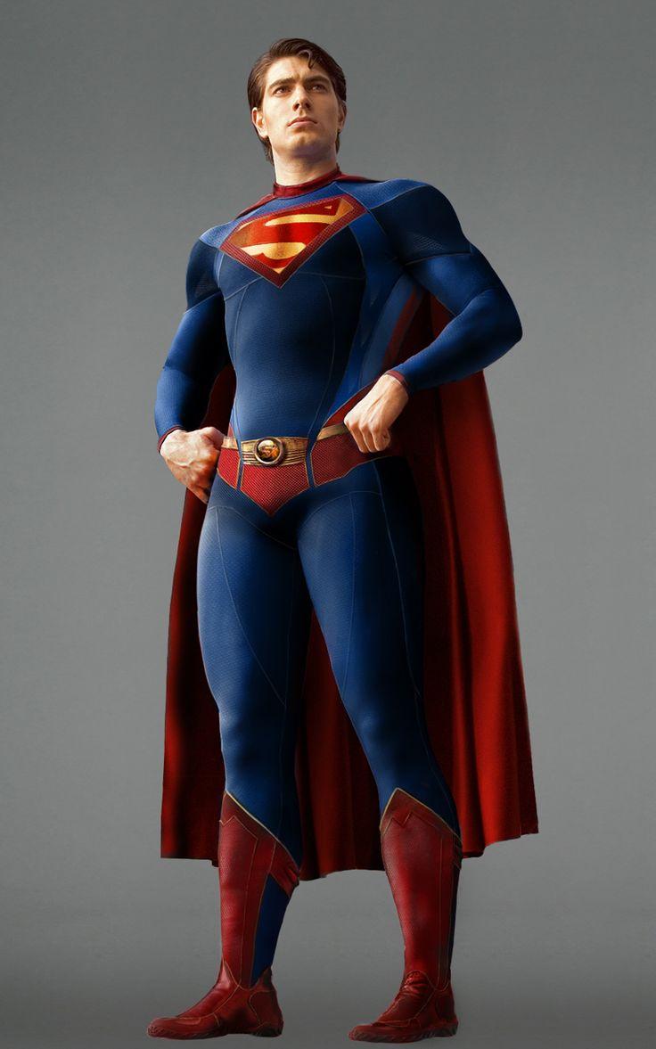 Superman's new costume - Unofficial - Superman - Comic Vine